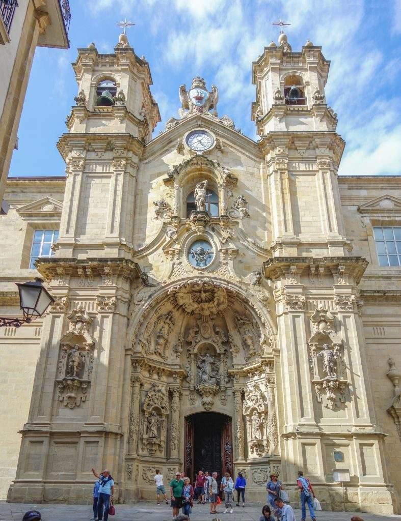 parroquia de san sebastian santa maria