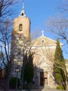 parroquia de san sebastian valdarachas