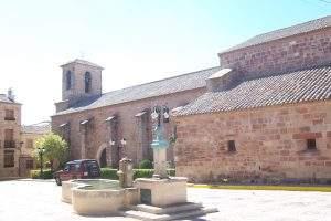 parroquia de san sebastian villapalacios