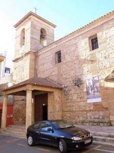 Parroquia de San Sebastián (Villarrobledo)