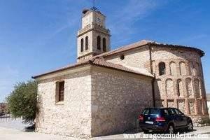 parroquia de san sebastian villaverde de iscar