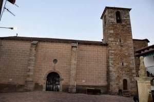 parroquia de san servando aldeanueva del camino