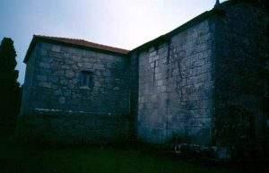 parroquia de san tirso de ambroa irixoa