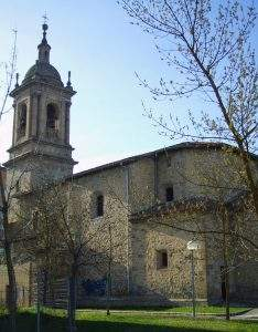 Parroquia de San Vicente de Arriaga (Vitoria-Gasteiz)