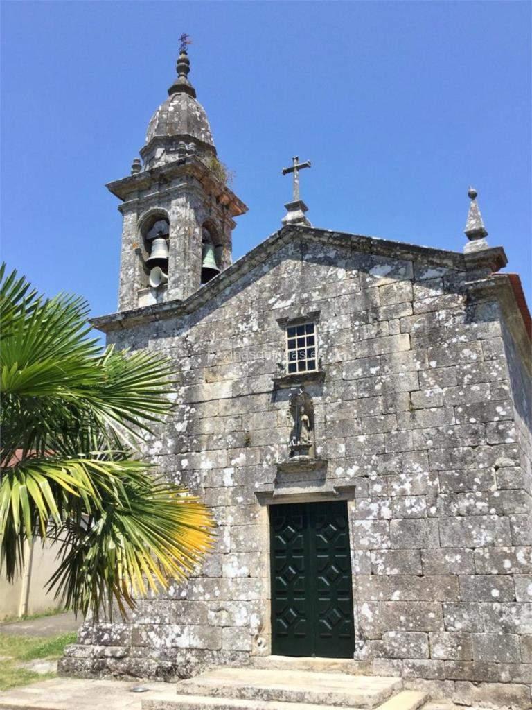 parroquia de san vicente de cerponzones pontevedra