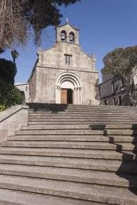 Parroquia de San Vicente de Elviña (A Coruña)