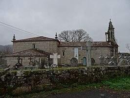 parroquia de san vicente de lobeira lobeira