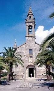 Parroquia de San Vicente de Noal (Porto do Son)