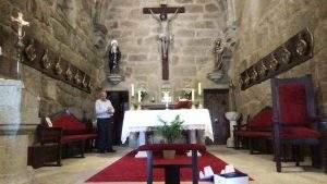 parroquia de san vicente de os groves o grove