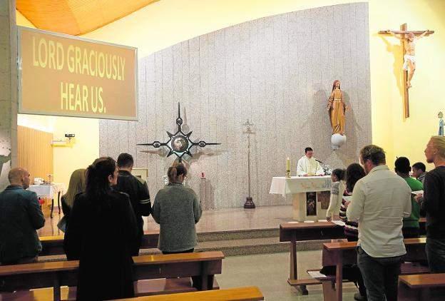 parroquia de san vicente de paul cartagena