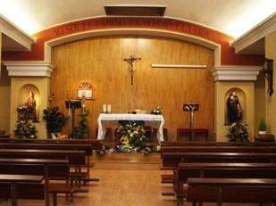 parroquia de san vicente de paul pamplona