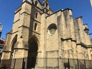 Parroquia de San Vicente (Donostia)