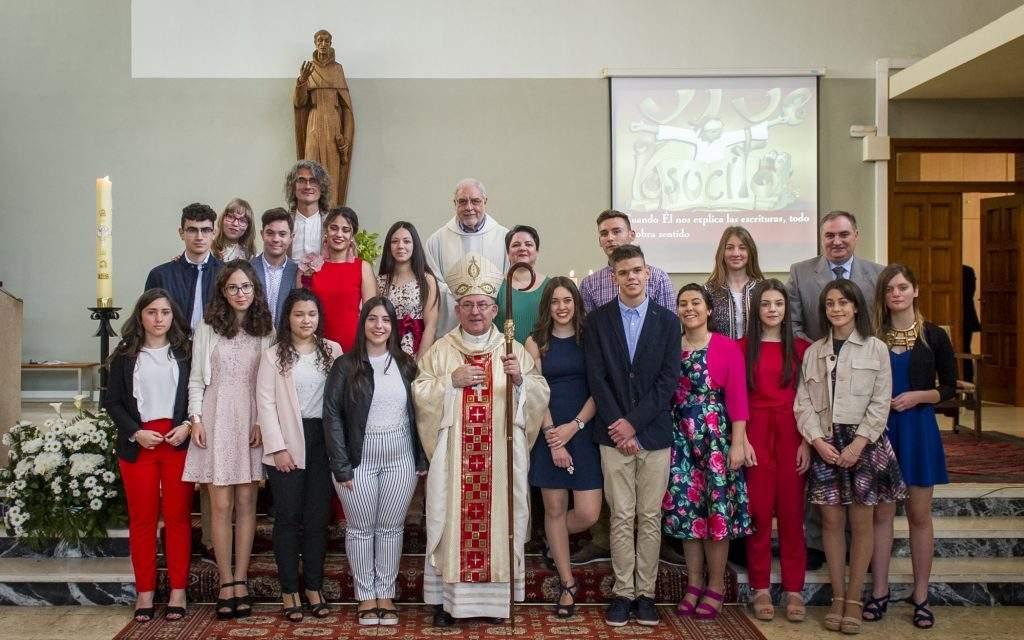 parroquia de san vicente ferrer almassora