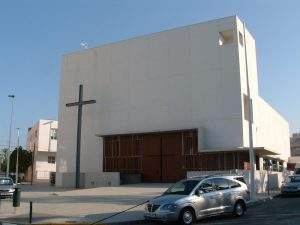 parroquia de san vicente ferrer elx