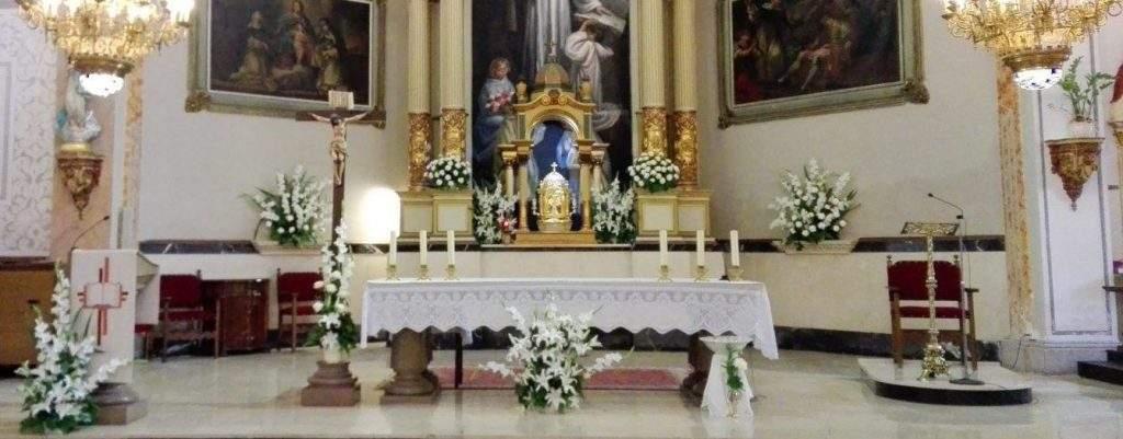 parroquia de san vicente ferrer pastoral de sordos de segorbe castellon castellon de la plana