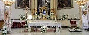Parroquia de San Vicente Ferrer (Pastoral de Sordos de Segorbe-Castellón) (Castellón de la Plana)