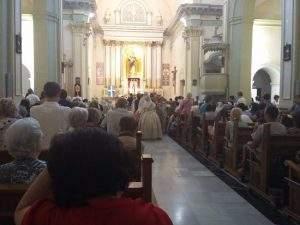 parroquia de san vicente ferrer san vicent del raspeig