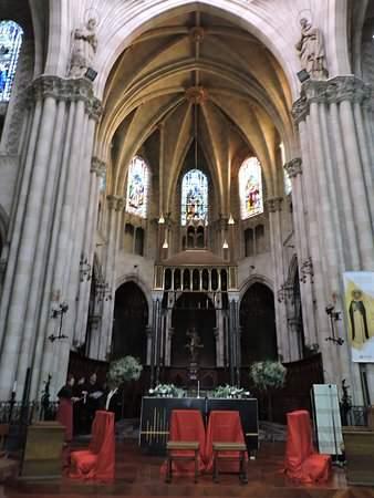 parroquia de san vicente ferrer valencia