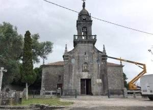 parroquia de san vicente gondomar