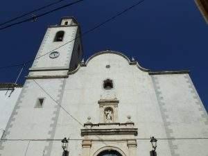 parroquia de san vicente martir benimantell