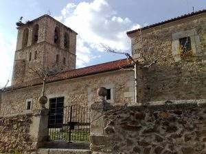parroquia de san vicente martir braojos de la sierra