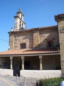 Parroquia de San Vicente Mártir (Camargo)
