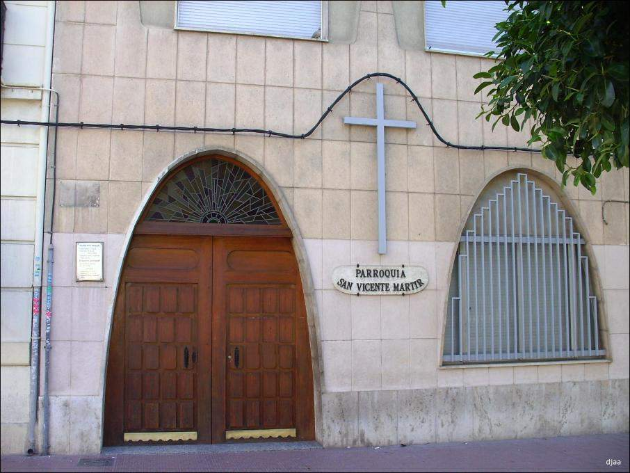 parroquia de san vicente martir claretianos valencia
