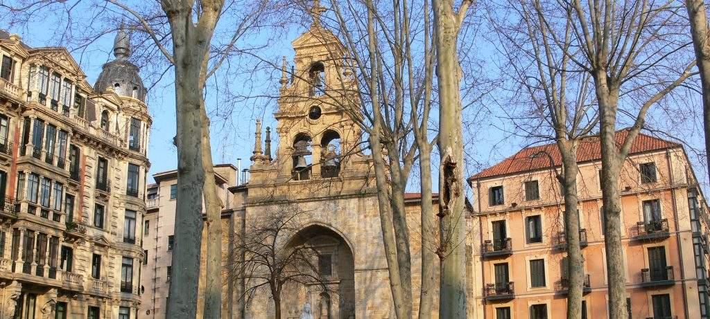 Parroquia De San Vicente Mártir De Abando Bilbao Horario De Misas