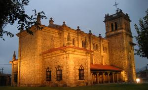 parroquia de san vicente martir los corrales de buelna