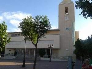 parroquia de san vicente martir molina de segura