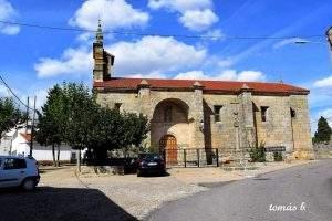 parroquia de san vicente martir muga de sayago