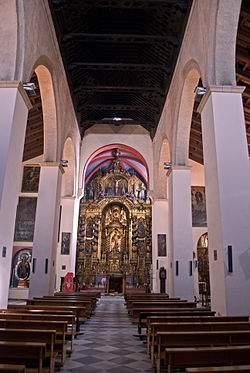 parroquia de san vicente martir sevilla