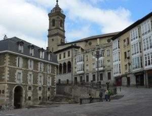 Parroquia de San Vicente Mártir (Vitoria-Gasteiz)