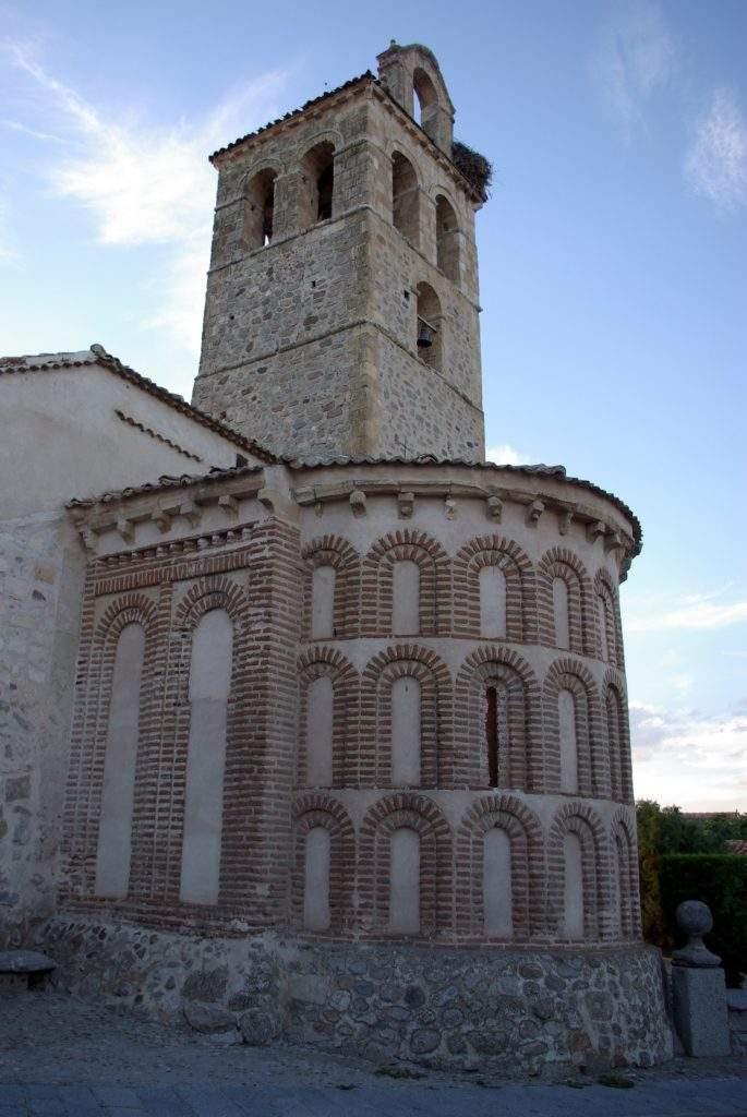 parroquia de san vicente martir zarzuela del monte