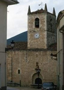 parroquia de san vicente trespaderne