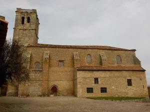 parroquia de san vicente valdenebro de los valles