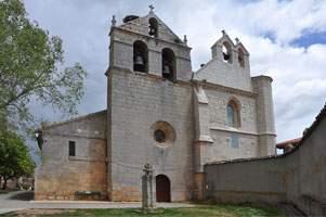 parroquia de san vicente villamayor de los montes