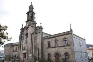parroquia de san vicente vimianzo