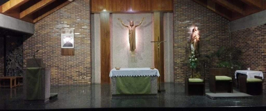 parroquia de san victor madrid