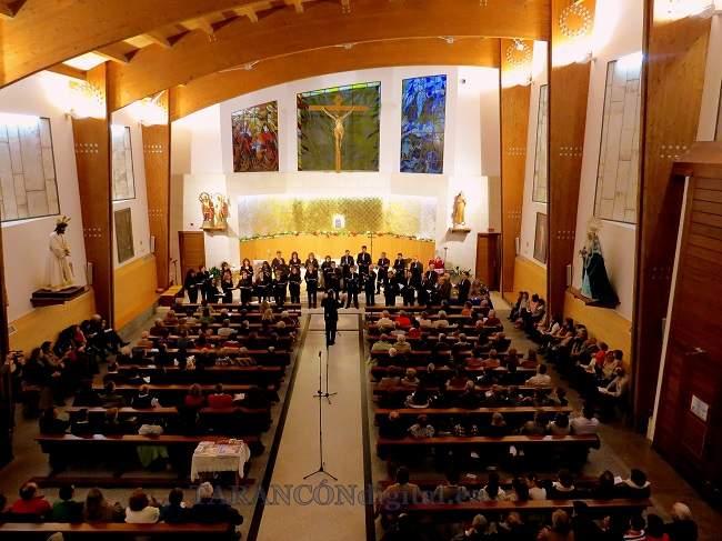 parroquia de san victor y santa corona tarancon