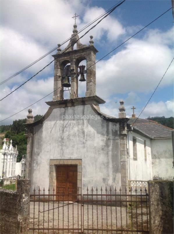 parroquia de san xiao barbos ortigueira