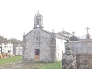 parroquia de san xiao cabarcos barreiros