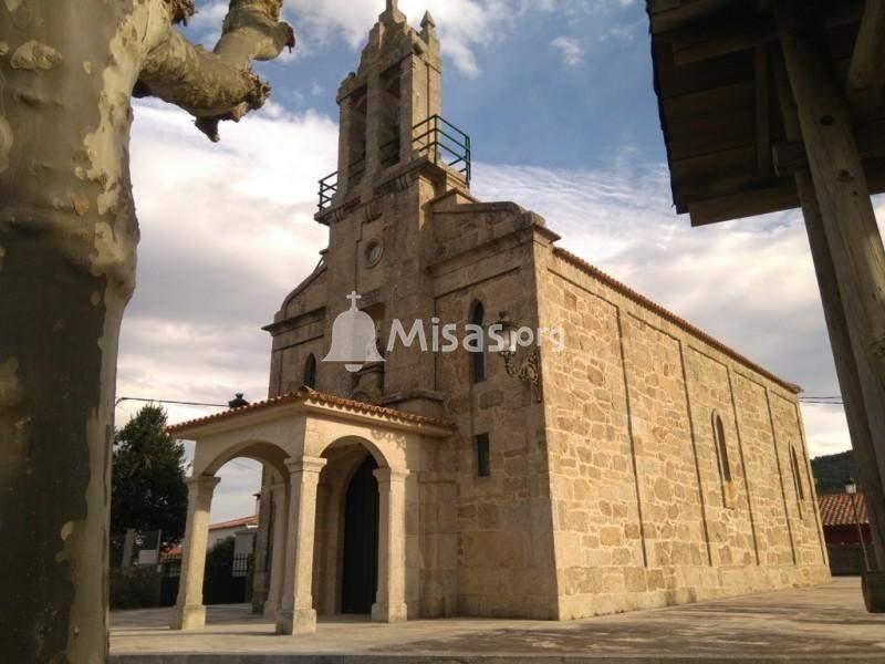 parroquia de san xurxo de saians vigo