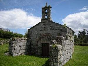 parroquia de san xurxo o cadramon o valadouro