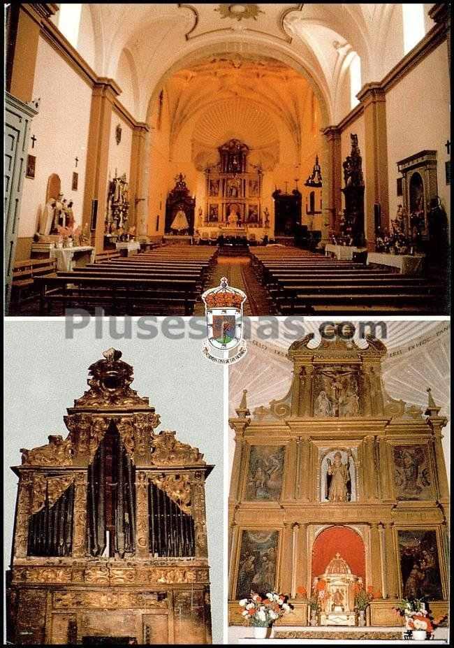 parroquia de sanchidrian sanchidrian