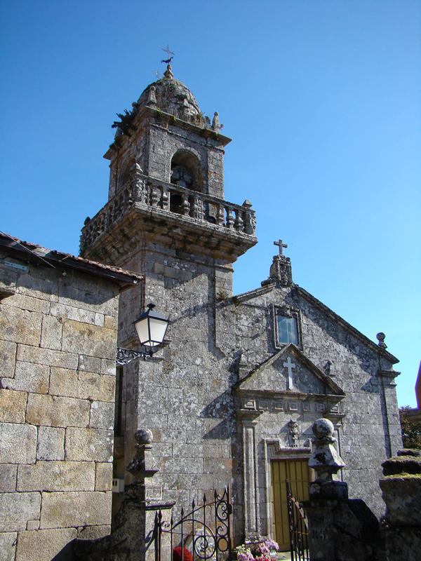 parroquia de sande cartelle