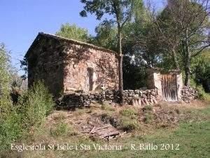parroquia de sant aciscle i santa victoria gironella 1