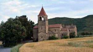parroquia de sant andreu aguilar de segarra