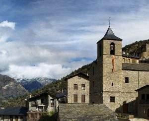 parroquia de sant andreu arcavell
