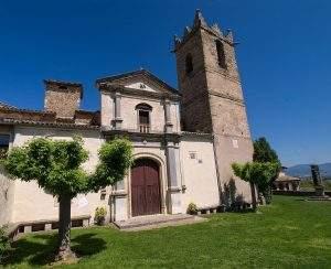 parroquia de sant andreu gurb